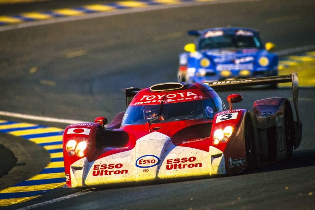Le Mans Classic 2018 : Global Endurance Legends - Toyota TS020 GT-One 1999