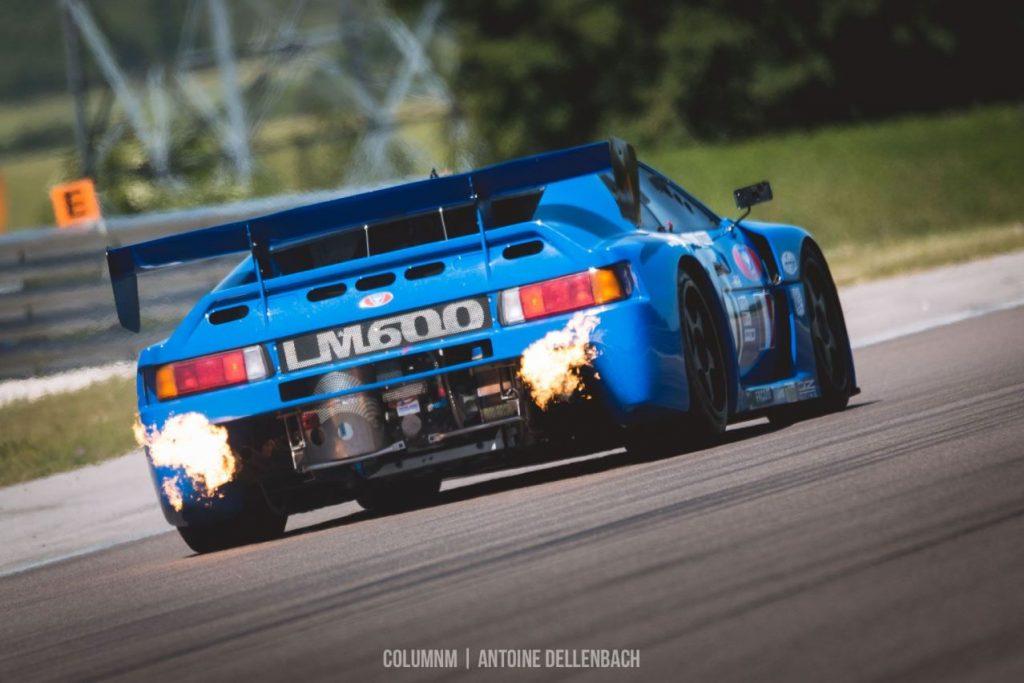 Le Mans Classic 2018 : Global Endurance Legends - Venturi 600 LM (1991)