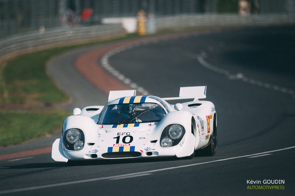Le Mans Classic 2018 – Kevin Goudin