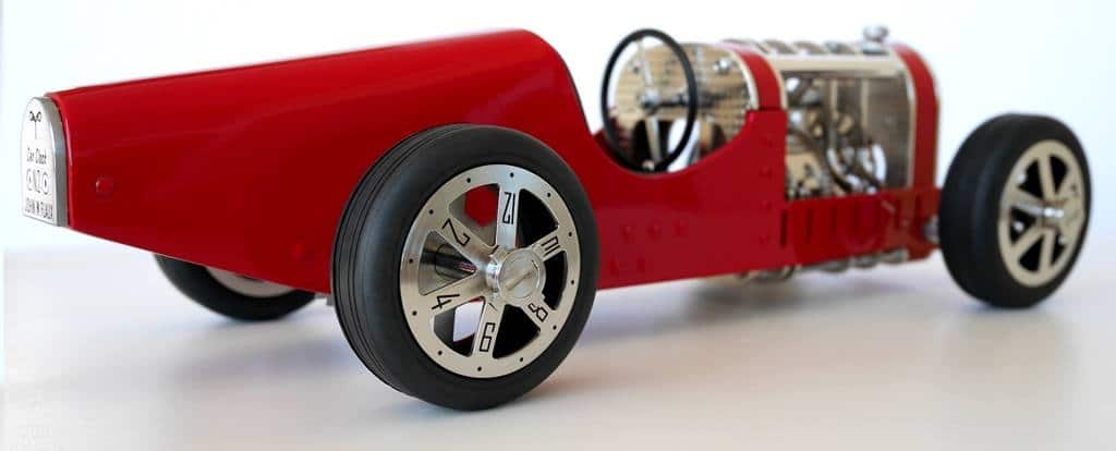 The Car Clock 2.0 – John Mikaël Flaux