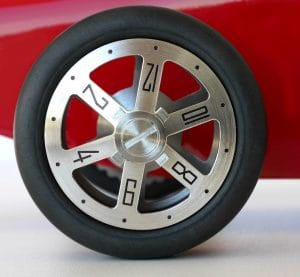 The Car Clock 2.0 - John Mikaël Flaux