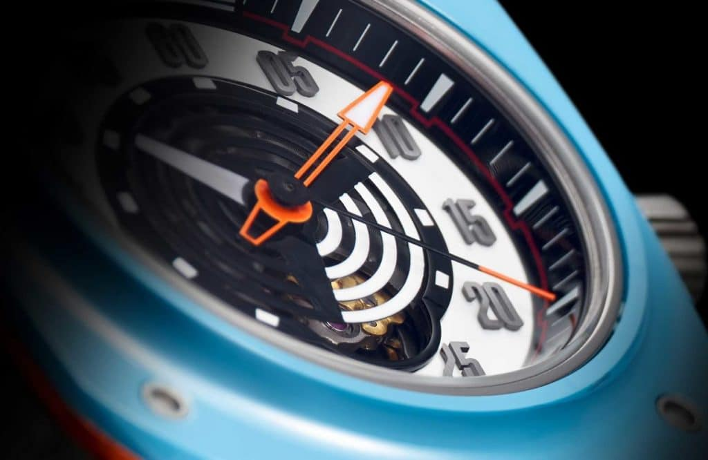 Gorilla Watches Fastback GT Mirage