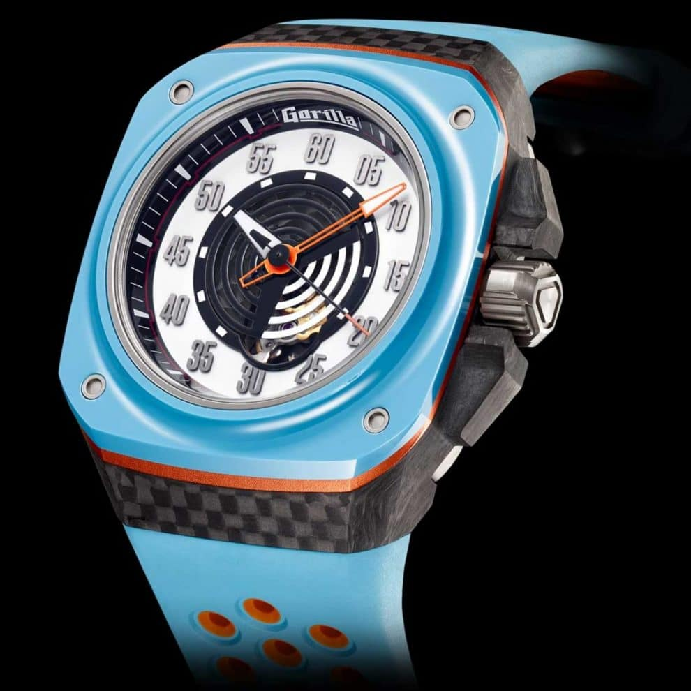 "Gorilla Watches Fastback GT ""Mirage"" : Esprit ""muscle cars ..."