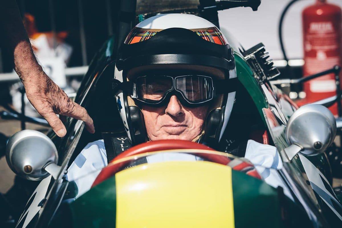 Jacky Stewart – Lotus 25 – FOS Goodwood 2018