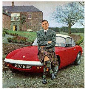 Jim Clark - Lotus Elan S2 997NUR