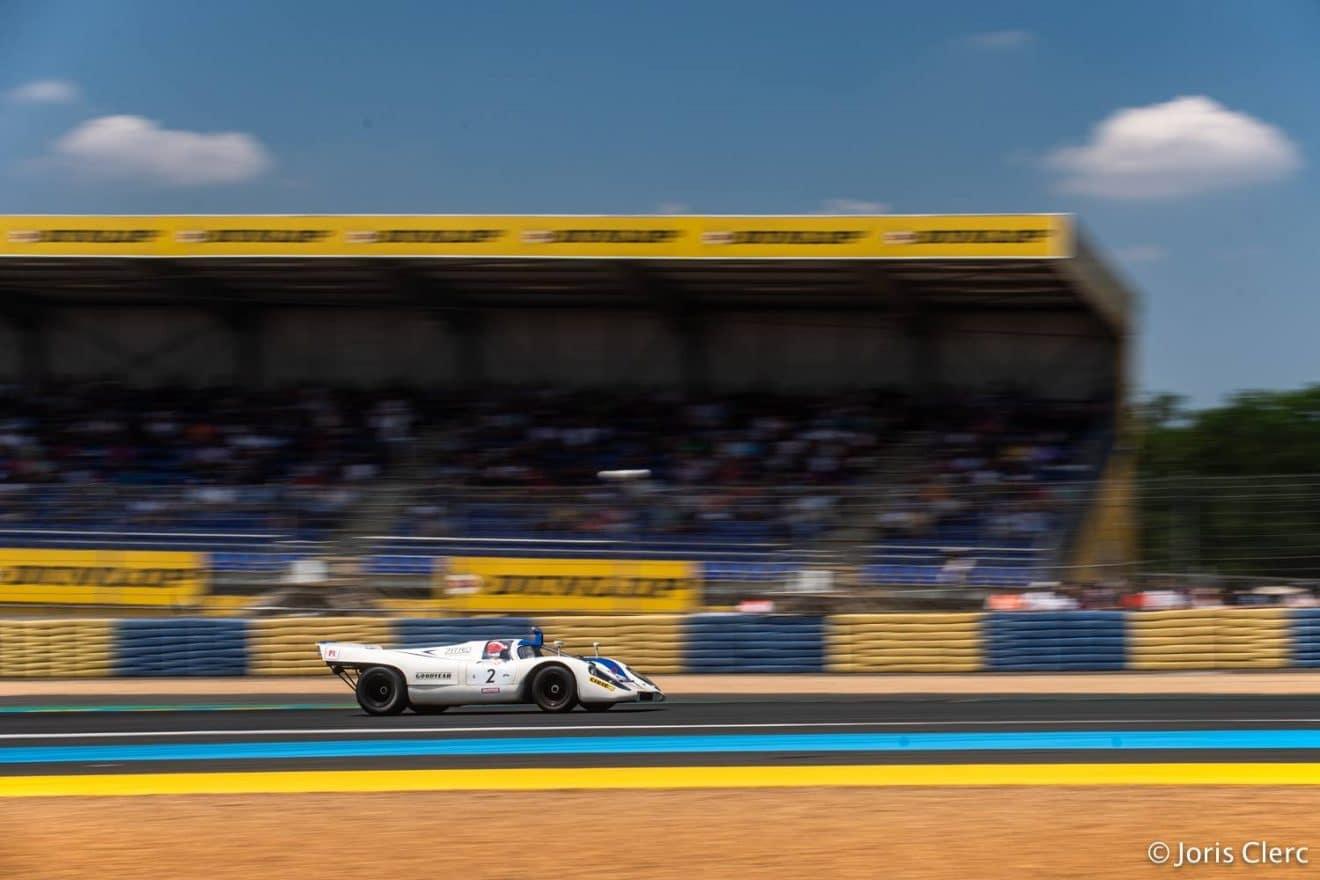 Le Mans Classic 2018 – Joris Clerc