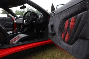 Lotus Evora GT410 Sport Jim Clark - FOS Godwood 2018