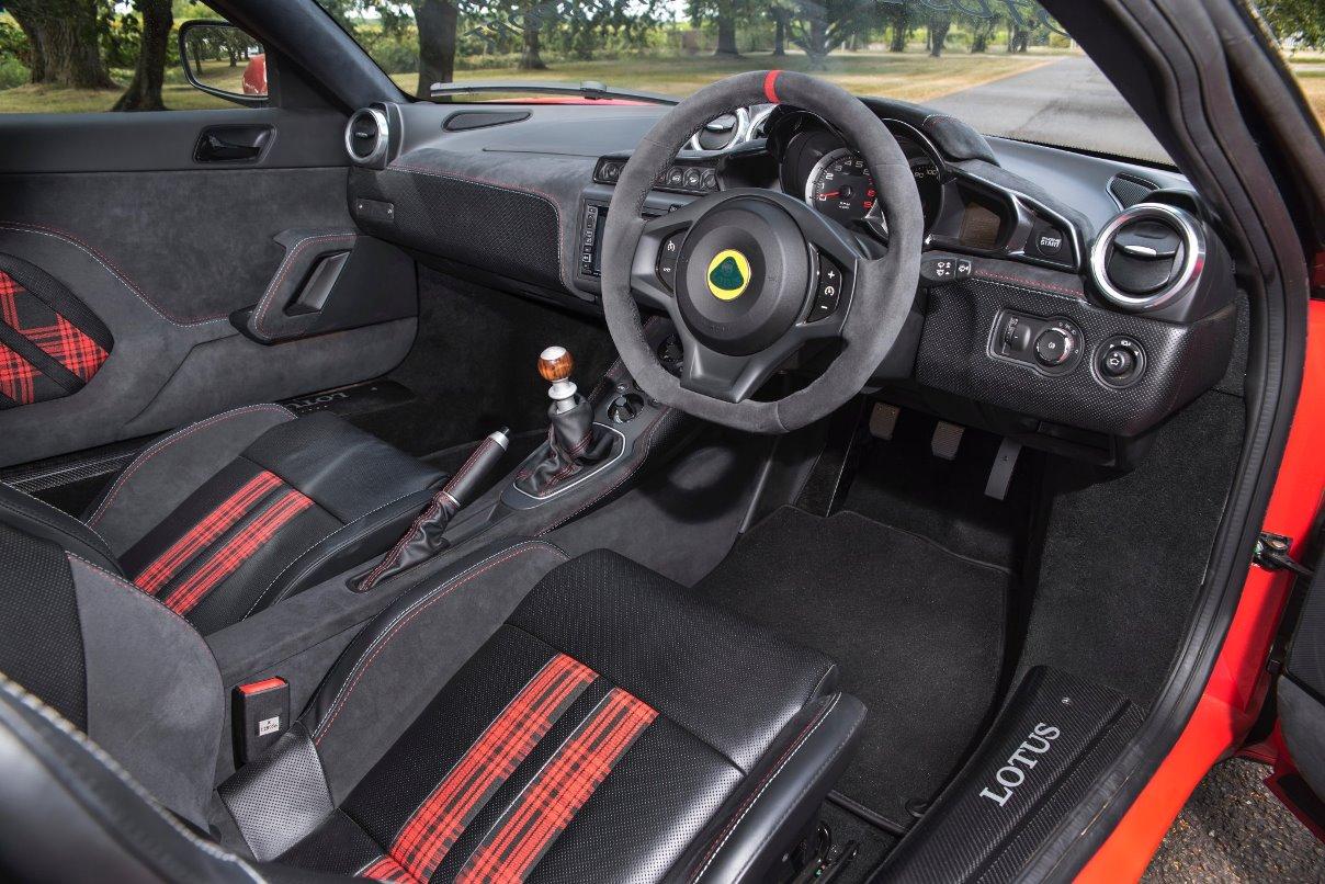 Lotus Evora GT410 Sport Jim Clark – FOS Godwood 2018