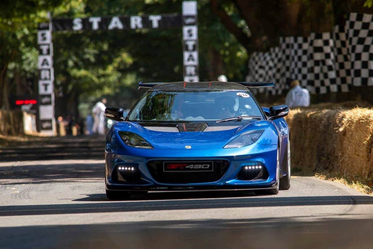 Lotus Evora GT430 Sport – FOS Goodwood 2018