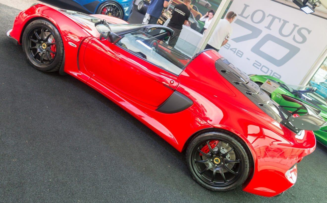 Lotus Exige – FOS Goodwood 2018