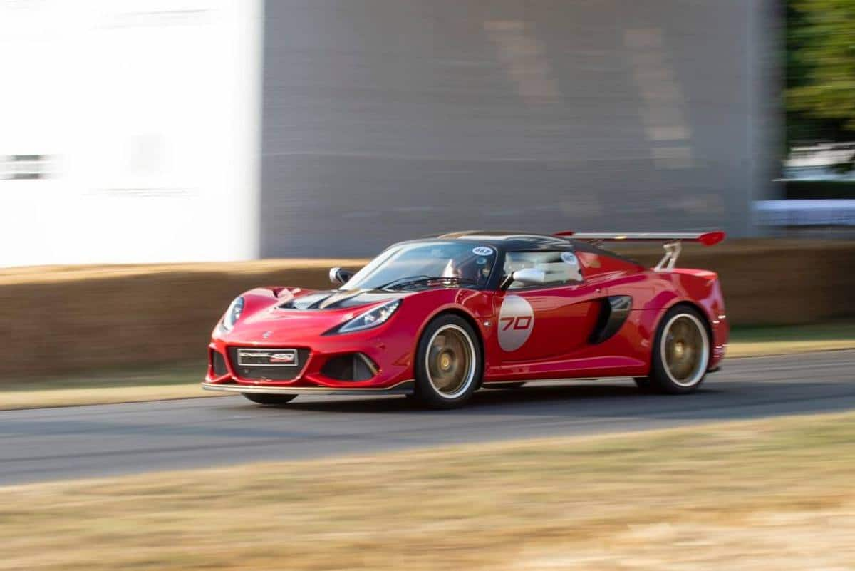Lotus Exige Cup 430 – FOS Goodwood 2018