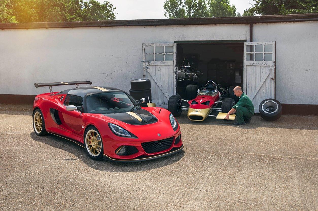Lotus Exige 430 Cup Type 49