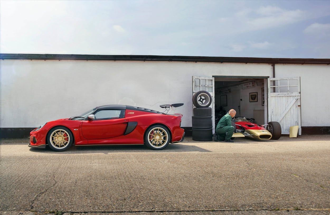 Lotus Exige 430 Cup Type 49