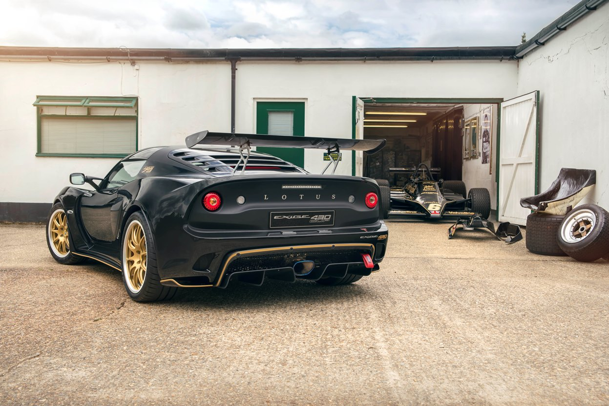 Lotus Exige 430 Cup Type 79