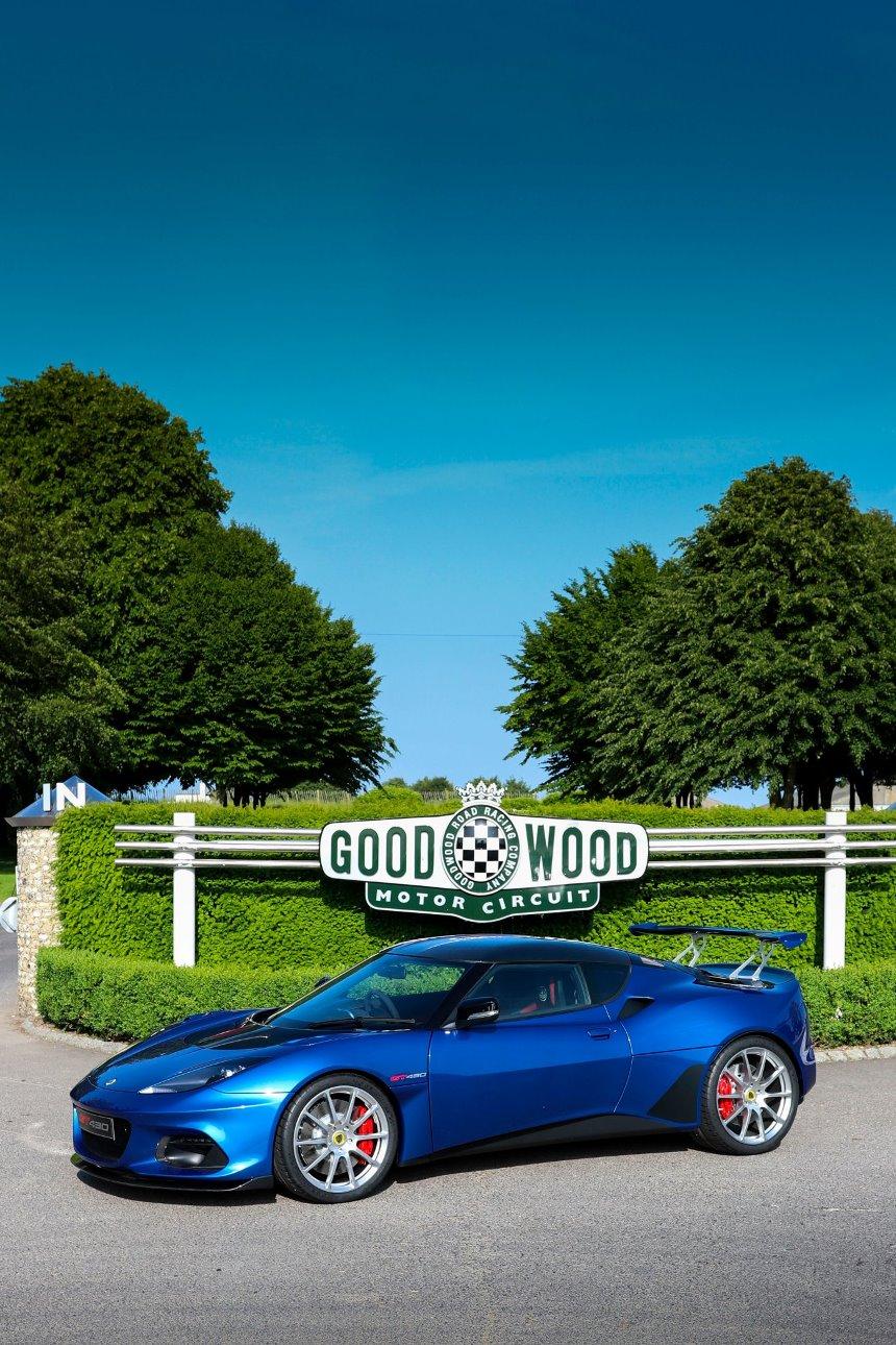 Lotus Evora GT430 – Goodwood FOS 2018