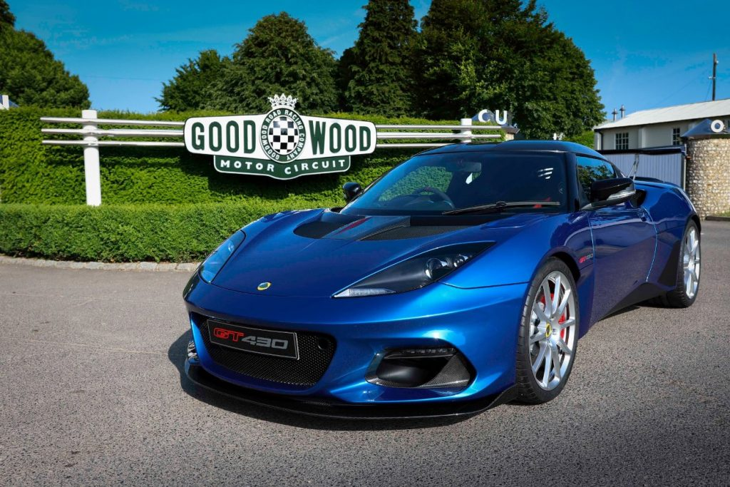Lotus Evora GT430 - Goodwood FOS 2018