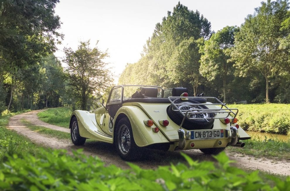 Morgan Plus4
