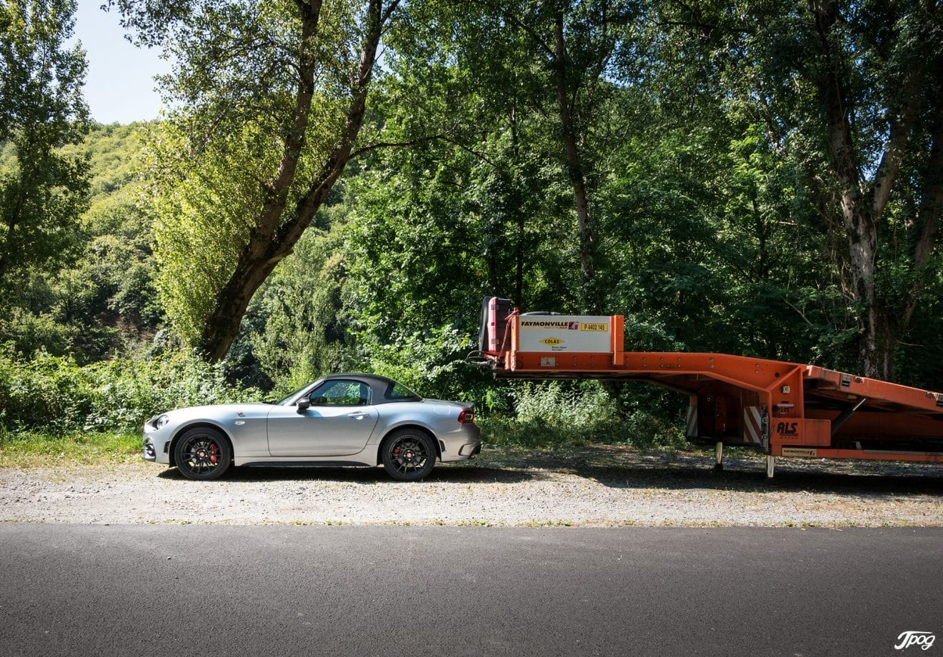 Abarth 124 GT – Jordan Prot @Jpog Photographie