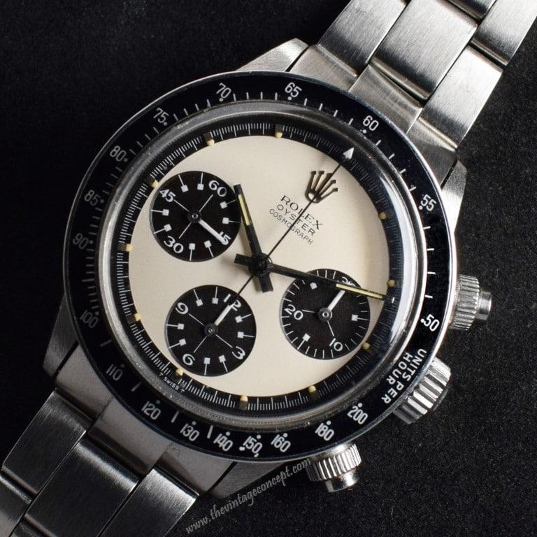 Rolex Daytona Paul Newman Panda MK1 6263