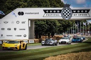 Festival Of Speed Goodwood 2018