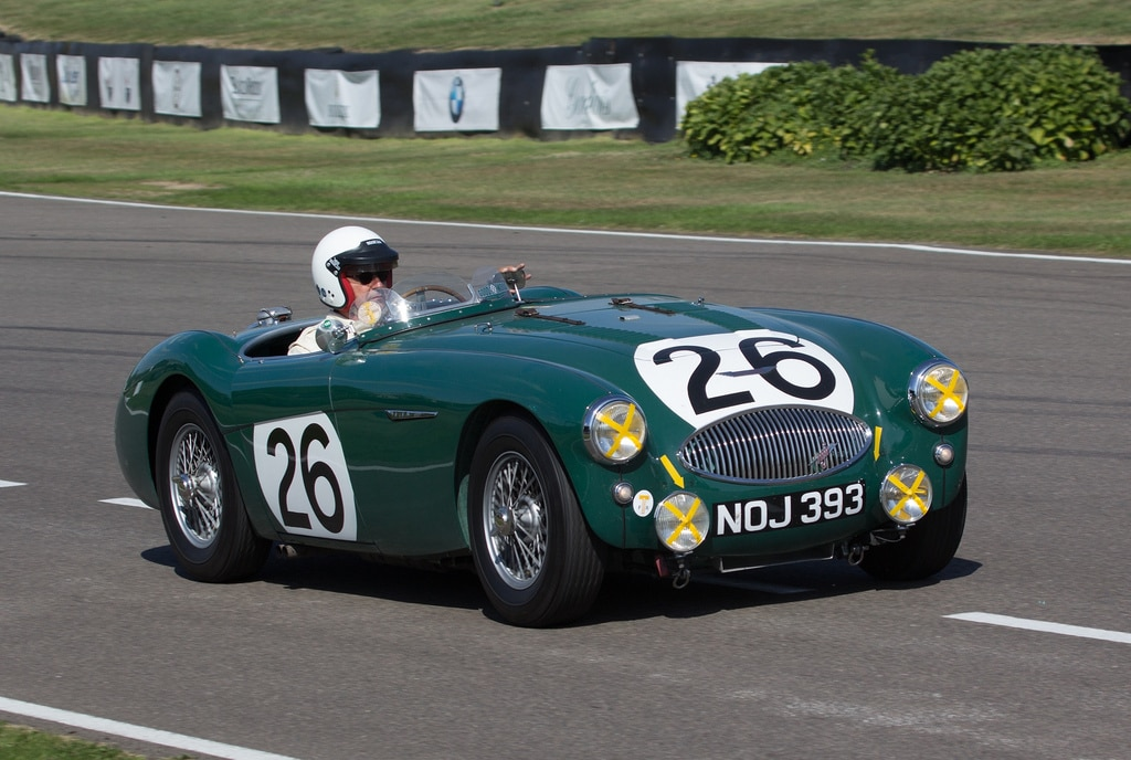Austin Healey 100S NOJ393
