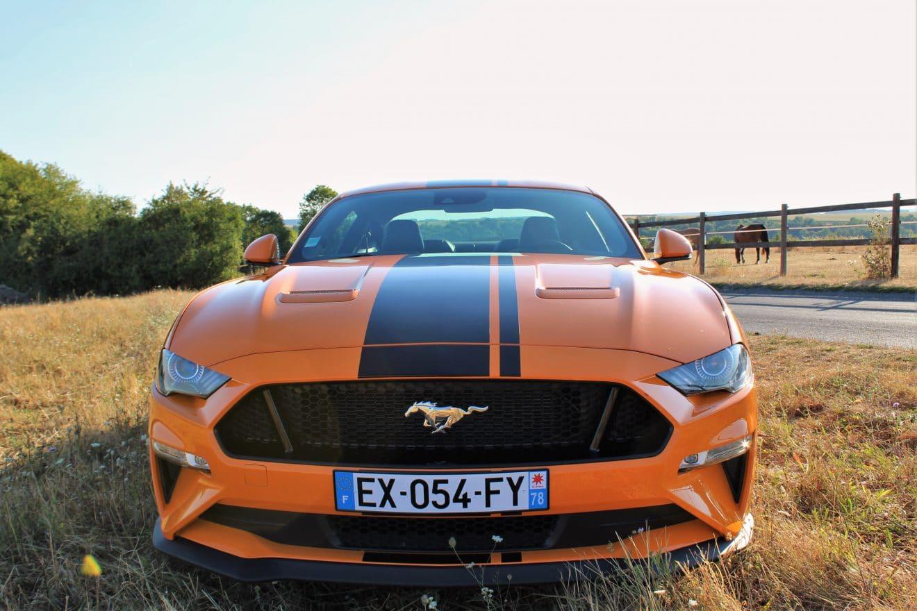 Mustang GT 2018