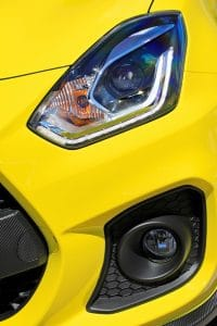 Suzuki Swift Sport BoosterJet 1.4L (2018)