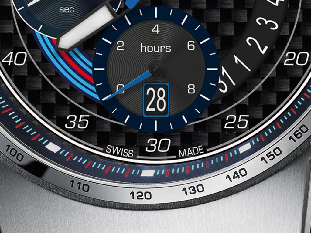 Oris Martini Racing Limited Edition Chronograph