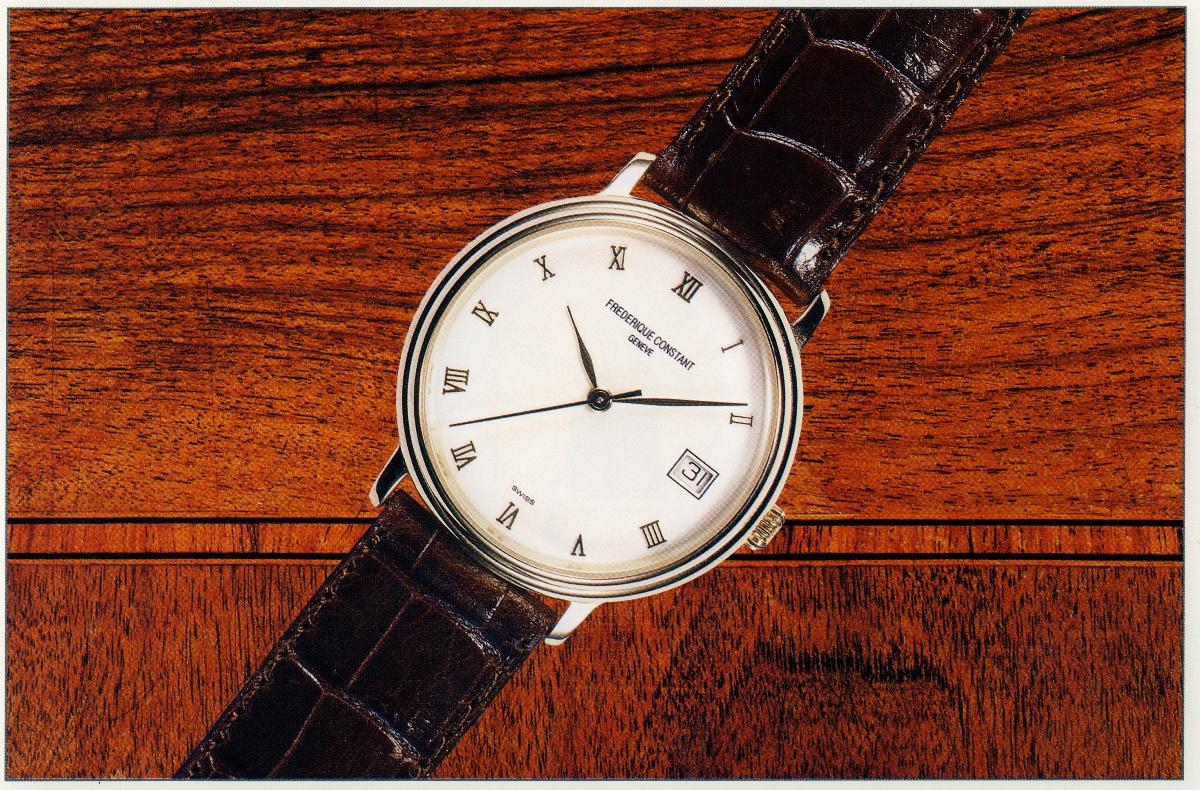 02_Frederique_Constant_1st_Slimline_Watch_Steel_1992