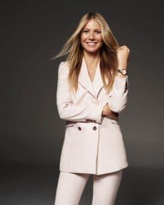 Gwyneth Paltrow, ambassadrice Frederique Constant