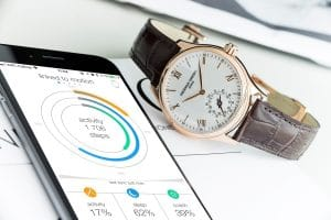 Frederique Constant Horological Smartwatch ( 2015)
