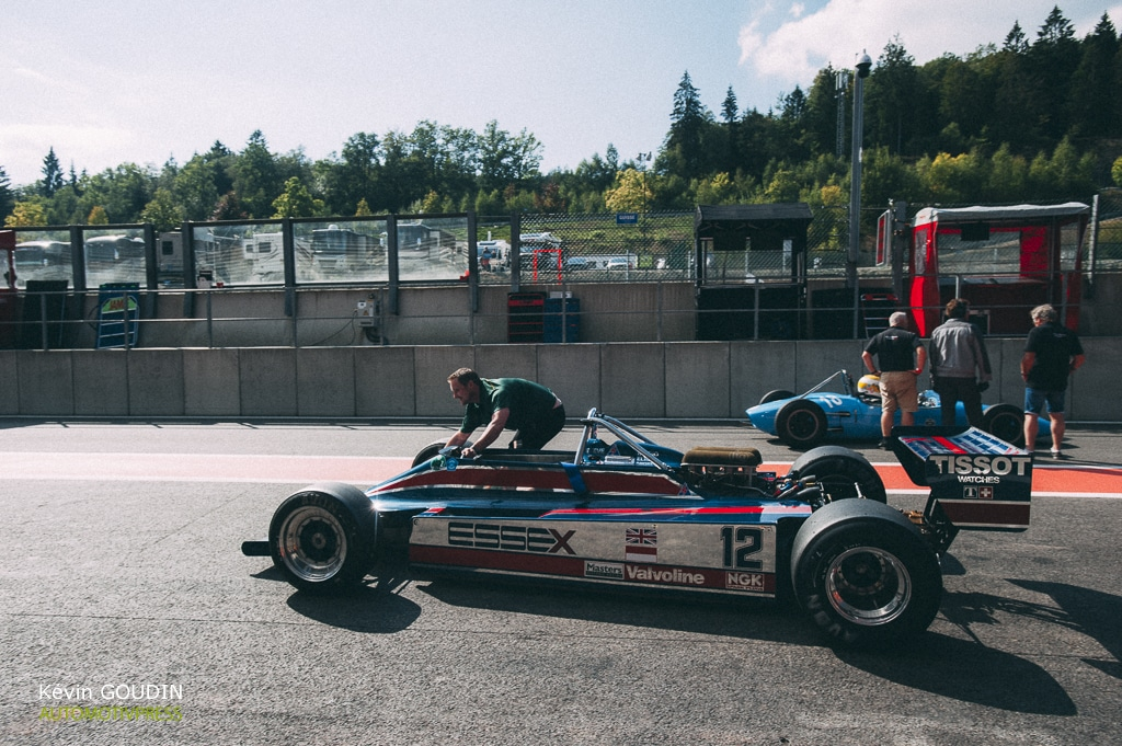 Spa Six Hours 2018 – Kevin Goudin