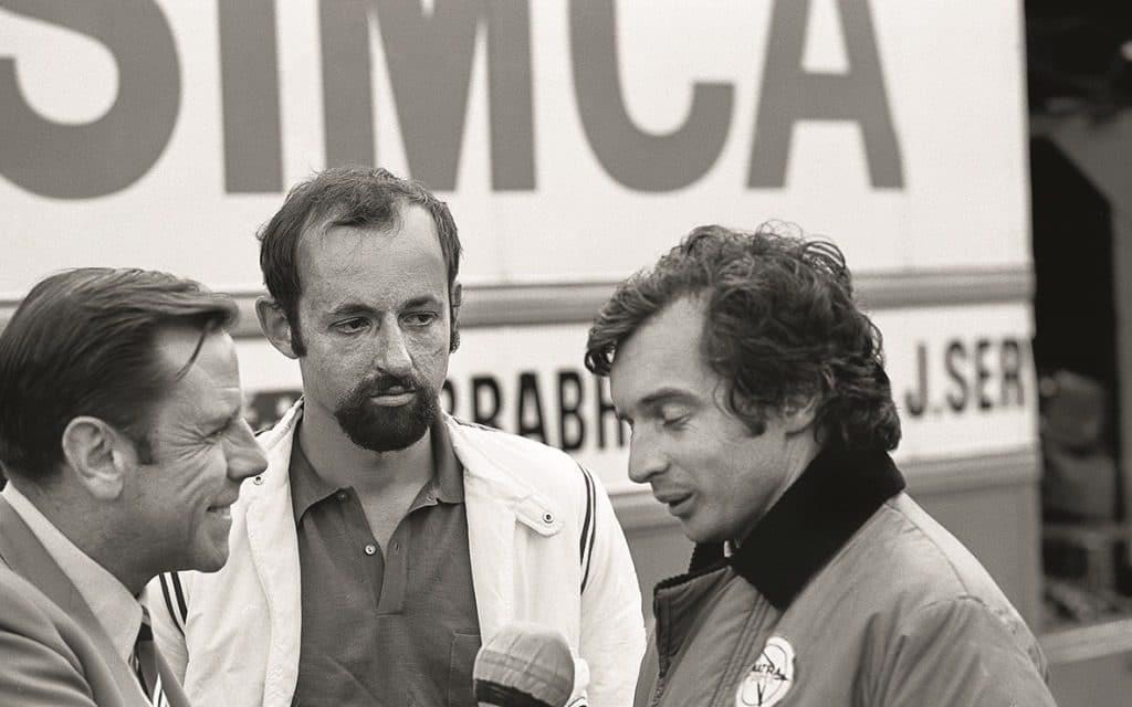 1972 Pescarolo Beltoise (Crédit Paul Lutz)