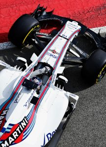 Williams F1 Racing - Martini Racing Team