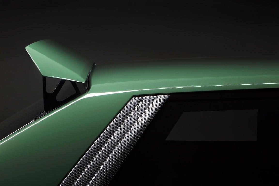 Lancia Delta HF Futurista by Amos