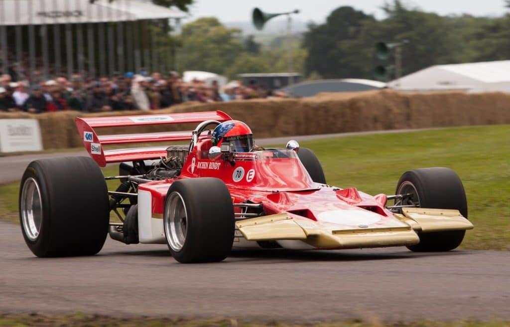 Lotus 72 Cosworth J.Rindt