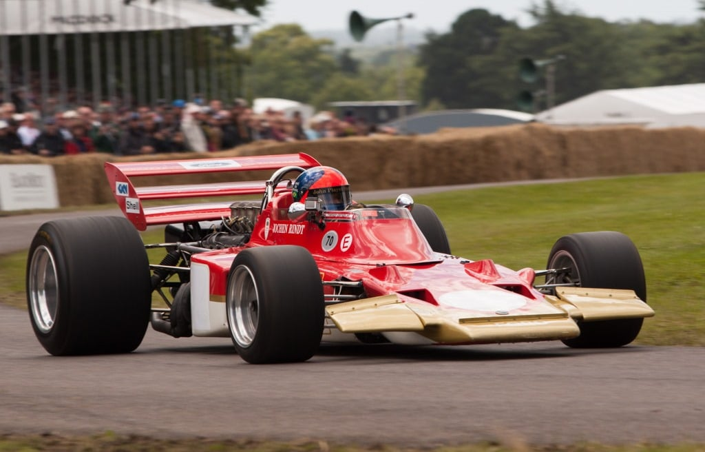 Lotus 72 Cosworth J.Rindt