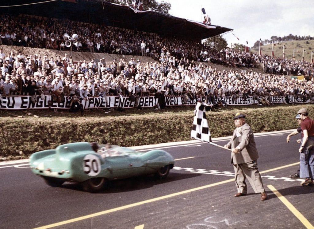 Lotus XI 1958 Charade