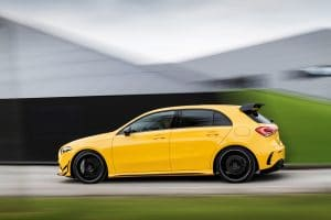 Mercedes A35 AMG 4Matic