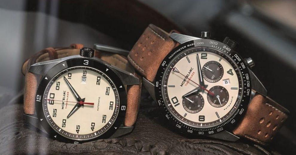 Montblanc TimeWalker Cappuccinos FOS Goodwood
