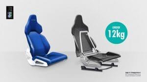 iStream Lightweight Seat