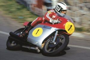 Phil READ - GP 500 1974