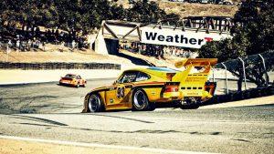 Porsche 935 Rennsport Reunion VI 2018