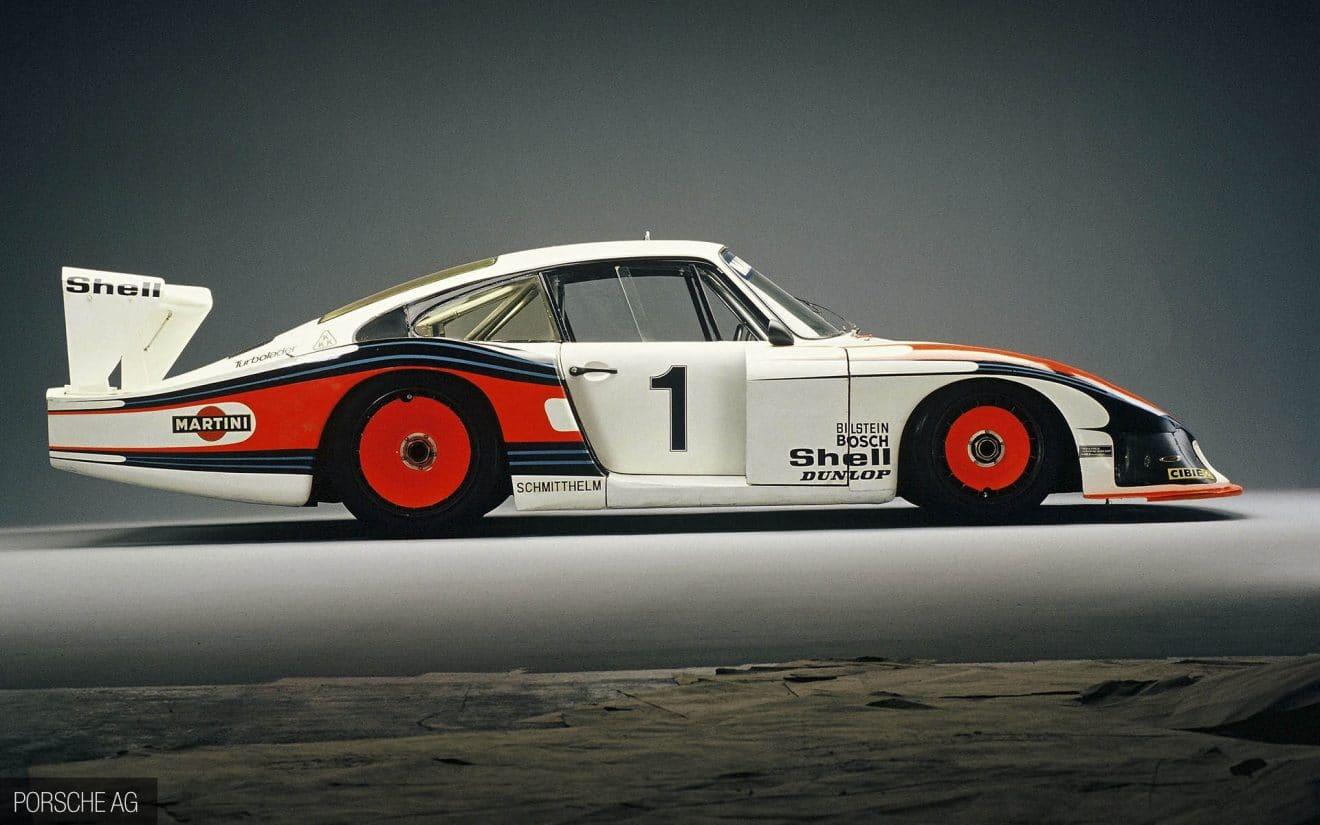 Porsche Moby Dick 935-78