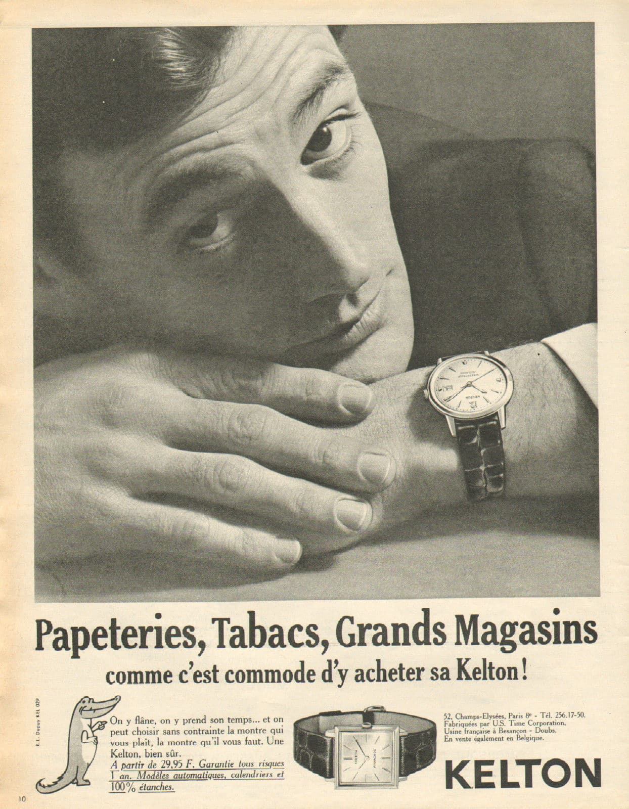 Pub Kelton 1966