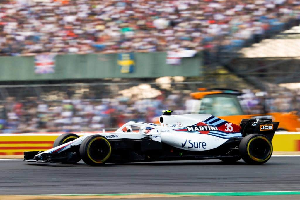 Williams F1 Racing – Martini Racing Team