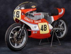 Yamaha 350 TZB (1974)