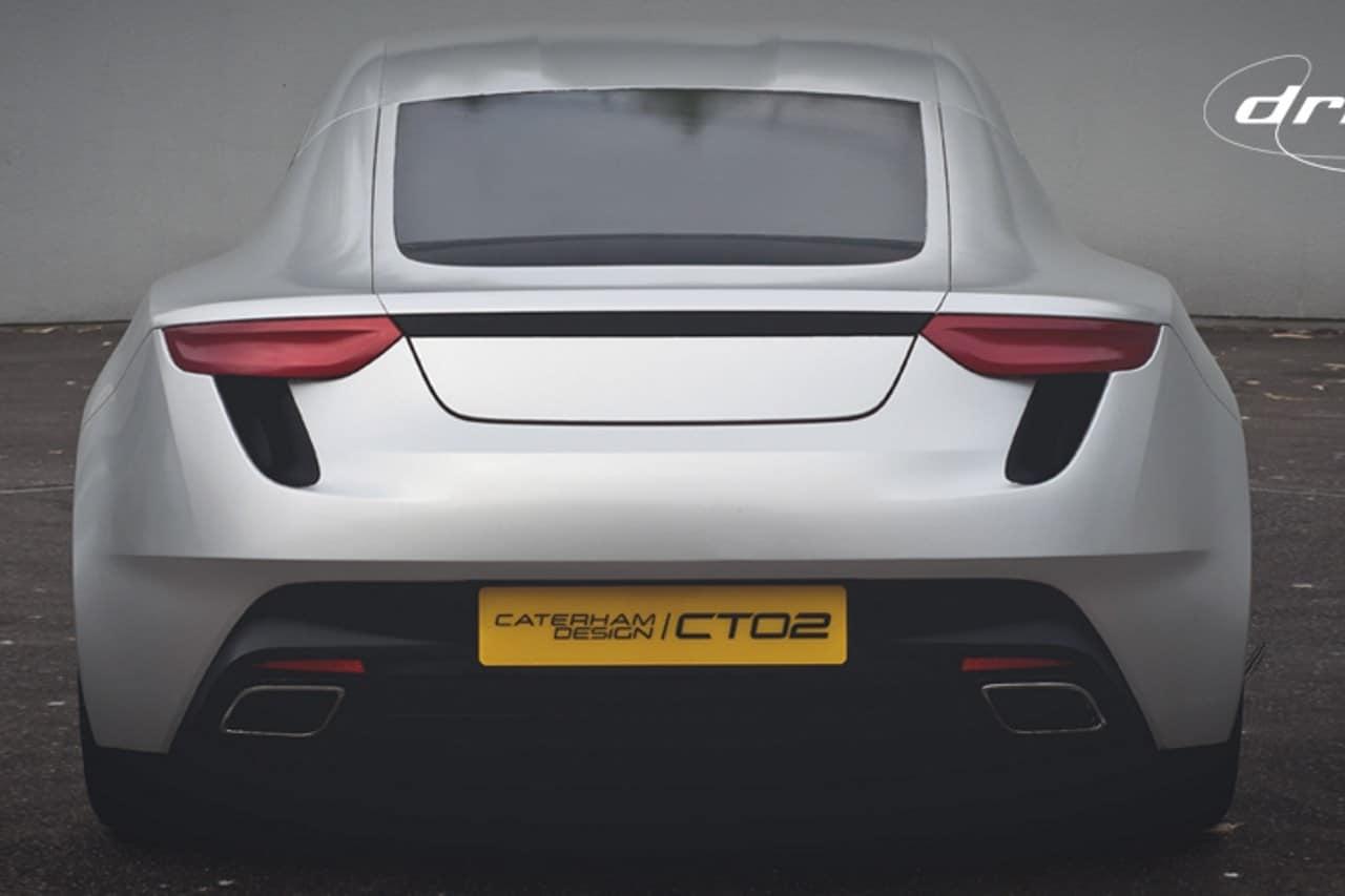 Concept Caterham CT02/C120