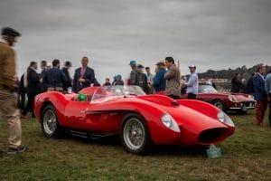Ferrari Spider - Concours Pebble Beach 2018