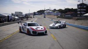 Porsche 935 (type 991 gen2) 2018 et 935-78